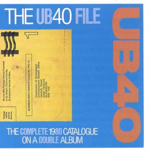 UB40 The Earth Dies Screaming cover art