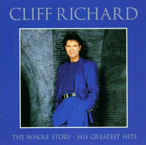 Cliff Richard Mistletoe And Wine cover art