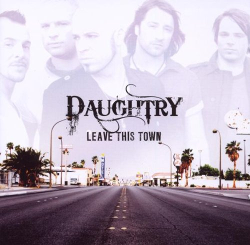 Daughtry You Don't Belong cover art