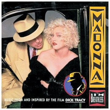 Madonna Hanky Panky cover art