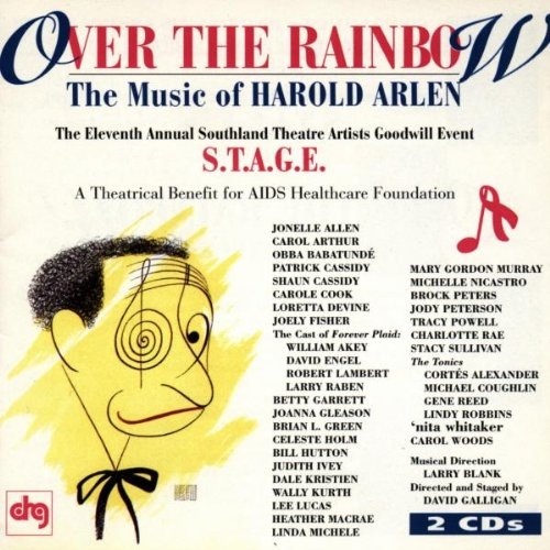 Harold Arlen It's Only A Paper Moon cover art