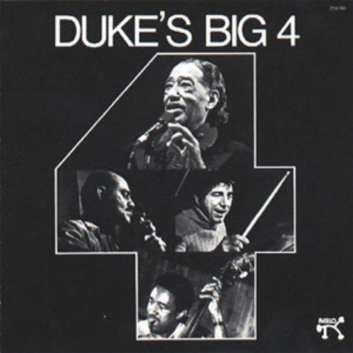Duke Ellington The Blues cover art