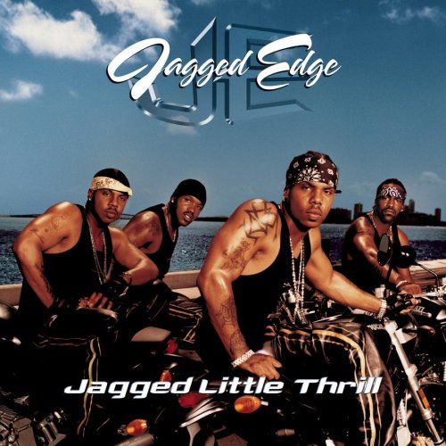 Jagged Edge Goodbye cover art
