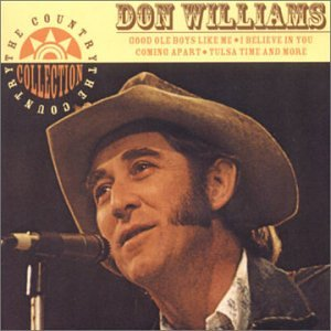 Don Williams I Recall A Gypsy Woman cover art