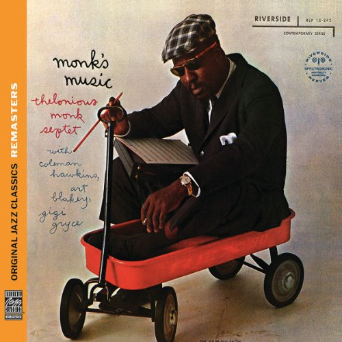Thelonious Monk Epistrophy cover art