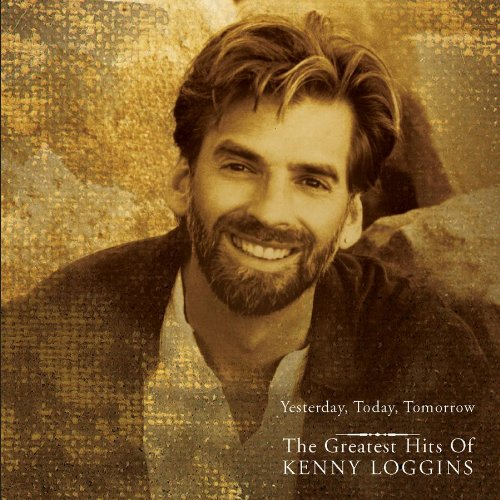 Kenny Loggins For The First Time cover art