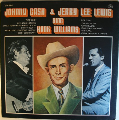 Johnny Cash Give My Love To Rose cover art