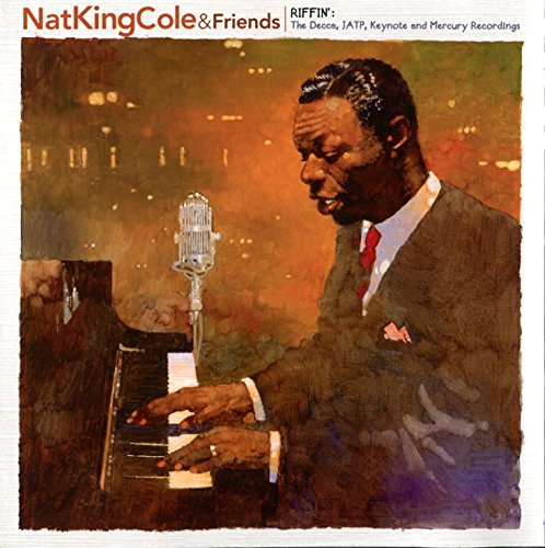 Nat King Cole Honey cover art