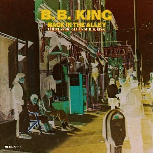B.B. King Gambler's Blues cover art