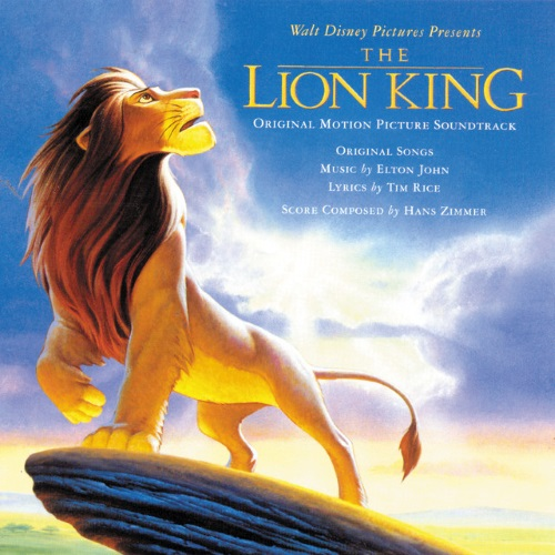 Elton John Circle Of Life cover art