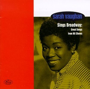 Sarah Vaughan My Ship cover art