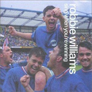 Robbie Williams Forever Texas cover art