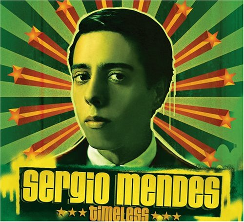 Sergio Mendes Mas Que Nada (Say No More) cover art