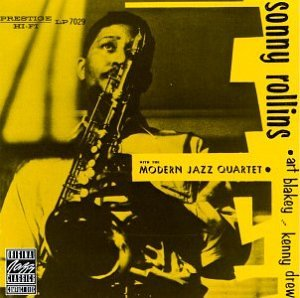 Sonny Rollins No Moe cover art