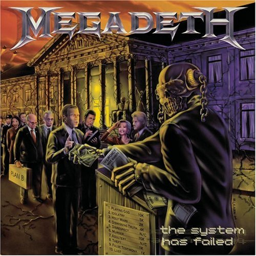Megadeth Die Dead Enough cover art