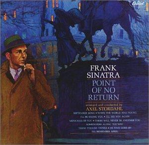 Frank Sinatra I'll Remember April cover art