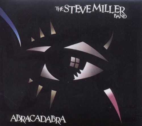 Steve Miller Band Abracadabra cover art