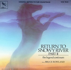 Bruce Rowland Back To The Mountains (Mountain Theme II) cover art