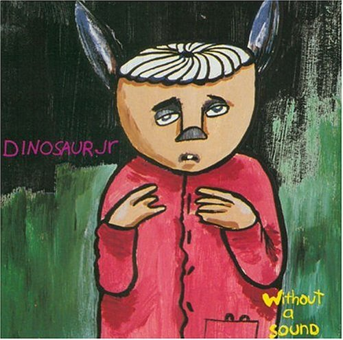 Dinosaur Jr. Feel The Pain cover art