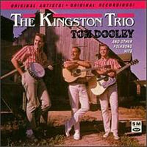 The Kingston Trio Where Have All The Flowers Gone? cover art
