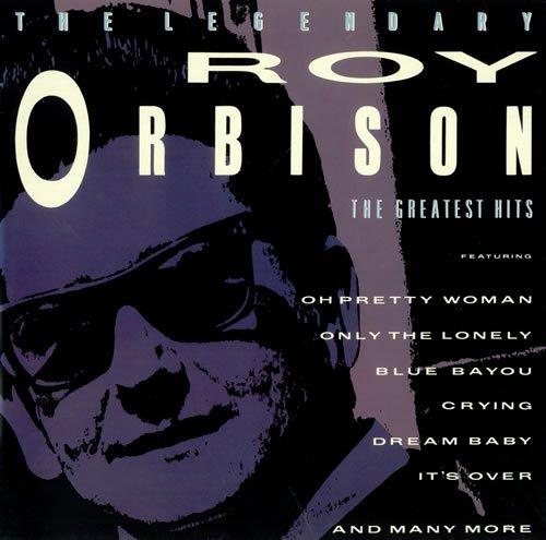 Roy Orbison Go, Go, Go cover art