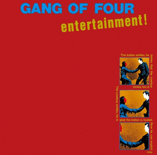 Gang Of Four Damaged Goods cover art