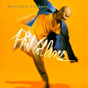 Phil Collins Dance Into The Light cover art