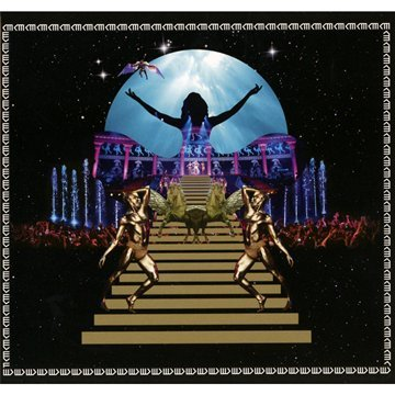 Kylie Minogue All The Lovers cover art