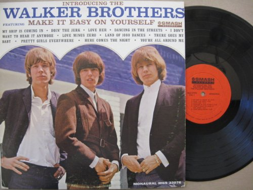 The Walker Brothers My Ship Is Coming In cover art