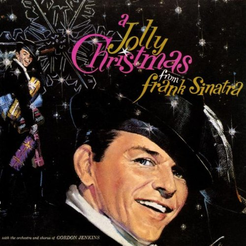 Frank Sinatra Mistletoe And Holly cover art