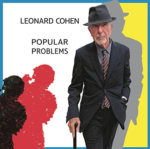 Leonard Cohen Almost Like The Blues cover art