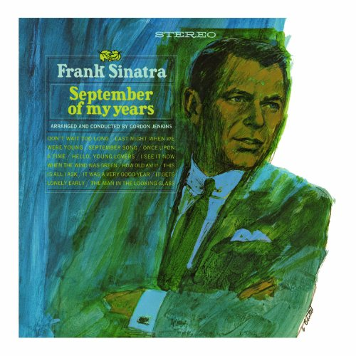 Frank Sinatra Don't Wait Too Long cover art