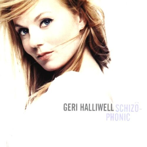 Geri Halliwell Someone's Watching Over Me cover art