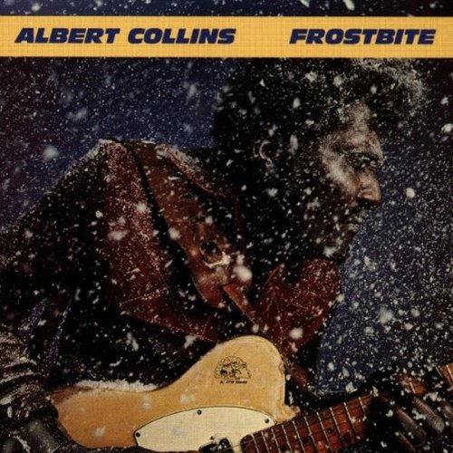 Albert Collins If You Love Me Like You Say cover art