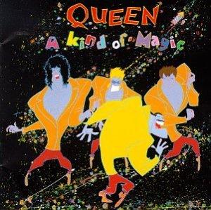 Queen A Kind Of Magic cover art