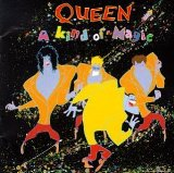 Queen A Kind Of Magic cover art