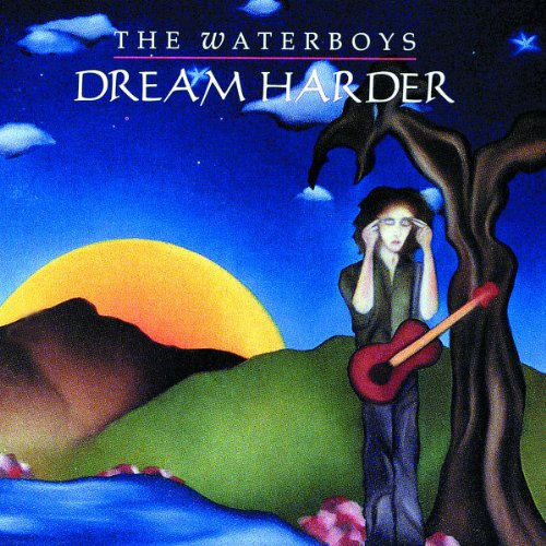 Waterboys Preparing To Fly cover art