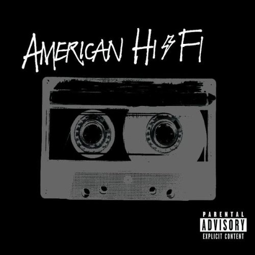 American Hi-Fi Flavor Of The Weak cover art