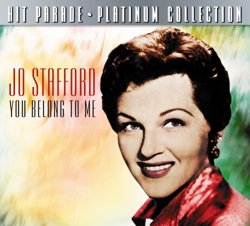 Jo Stafford You Belong To Me cover art
