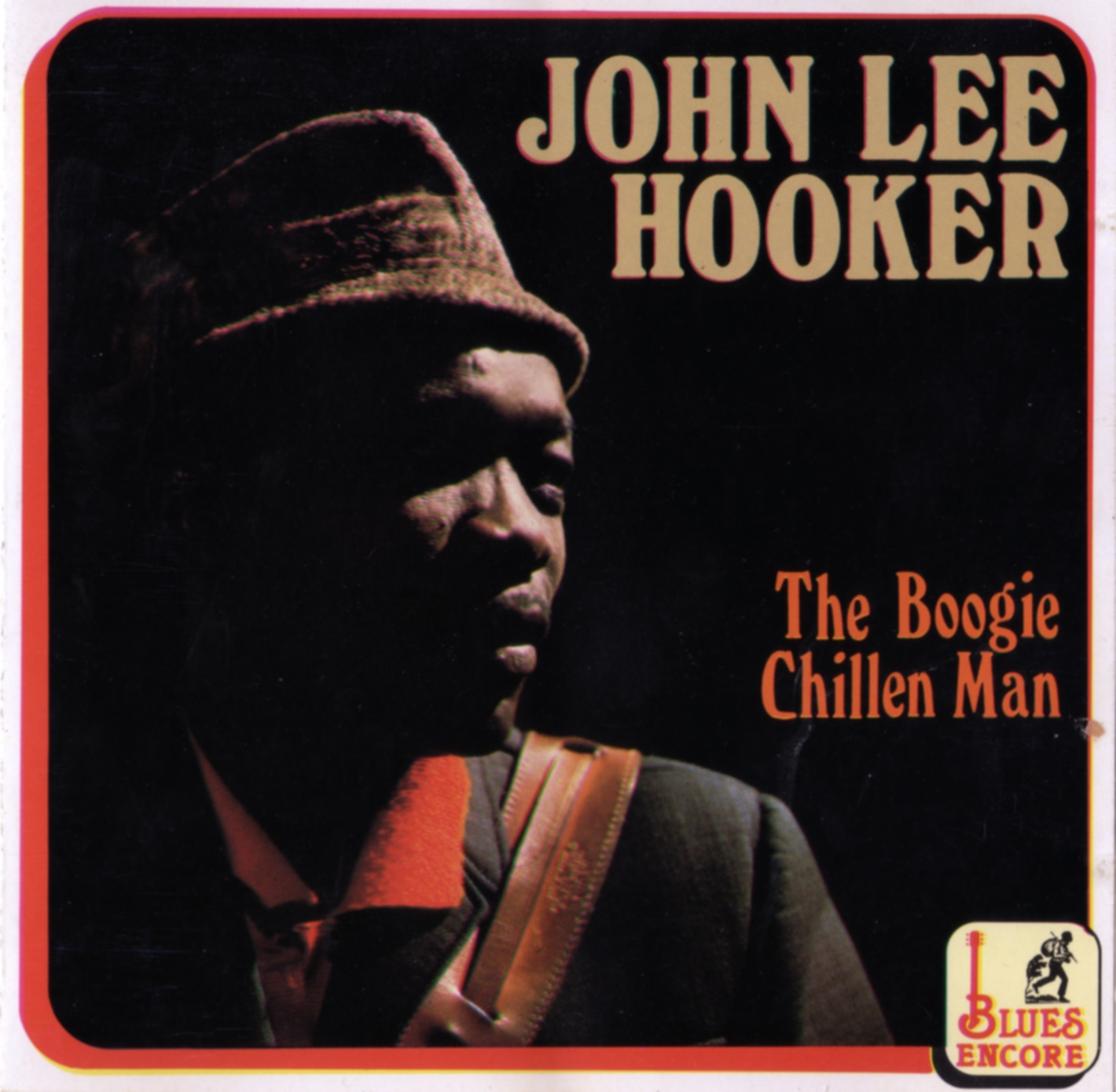 John Lee Hooker Boogie Chillen cover art