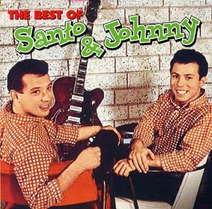 Santo & Johnny Sleepwalk cover art