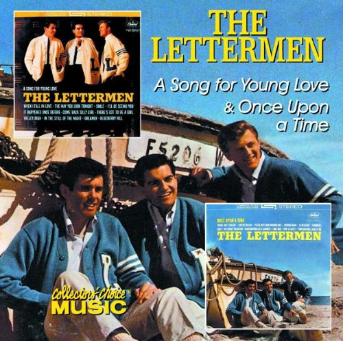The Lettermen Turn Around, Look At Me cover art