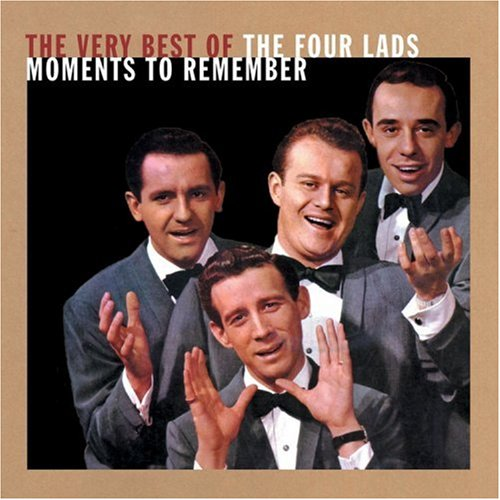 The Four Lads No, Not Much! cover art