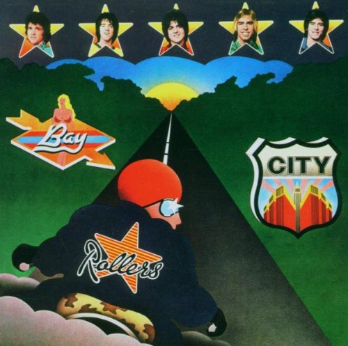 Bay City Rollers All Of Me Loves All Of You cover art