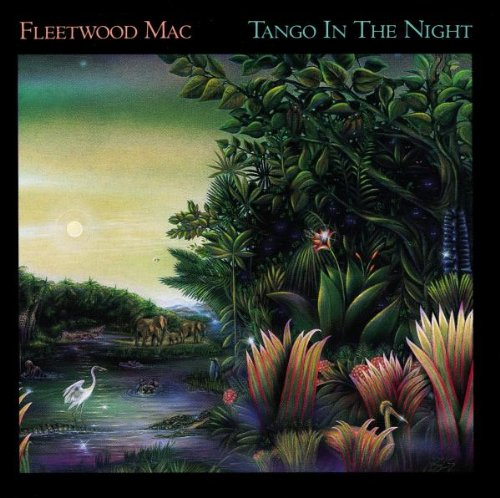 Fleetwood Mac Seven Wonders cover art
