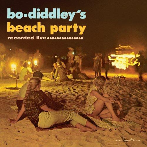 Bo Diddley Mona cover art