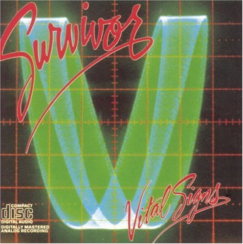 Survivor The Search Is Over cover art