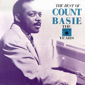 Count Basie Topsy cover art