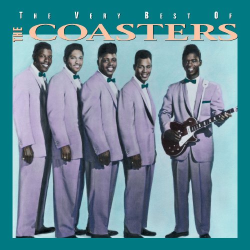 The Coasters Searchin' cover art