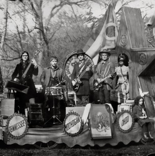 The Raconteurs Hold Up cover art